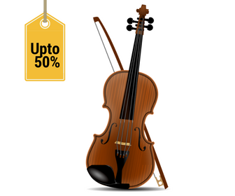 Buy Violin for beginner training best cost price discounts store shop